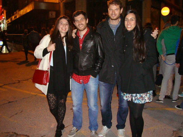 HIdrogenesse + Chico y Chica