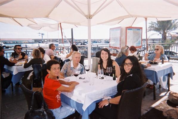 Viaje gastronómico y de aventuras por Catalunya con Magda y Pepis