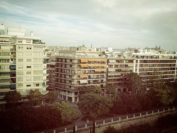 Mallorca ciudad.