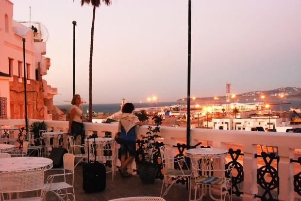 Marruecos, Tánger, Hotel Continental.