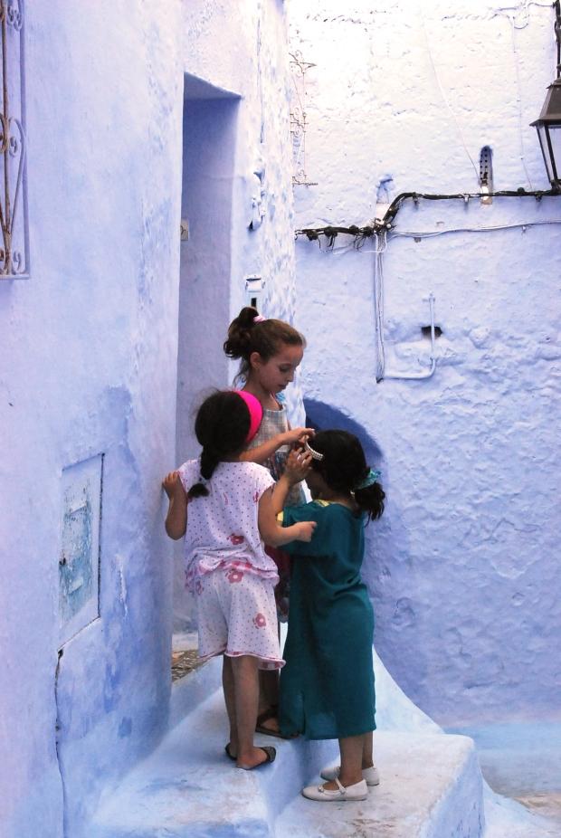 Marruecos,Chefchaouen.