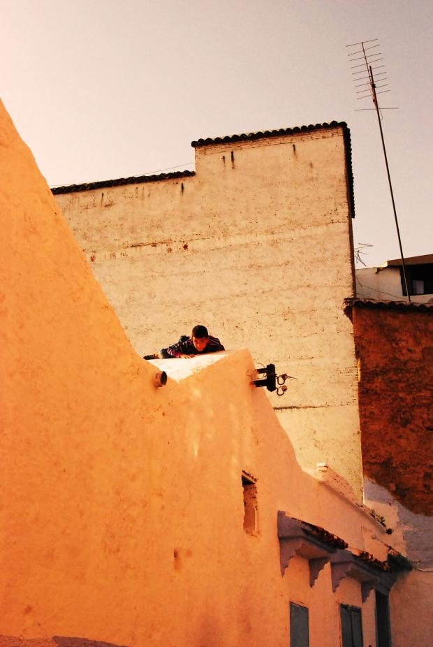 Marruecos , Chefchaouen.