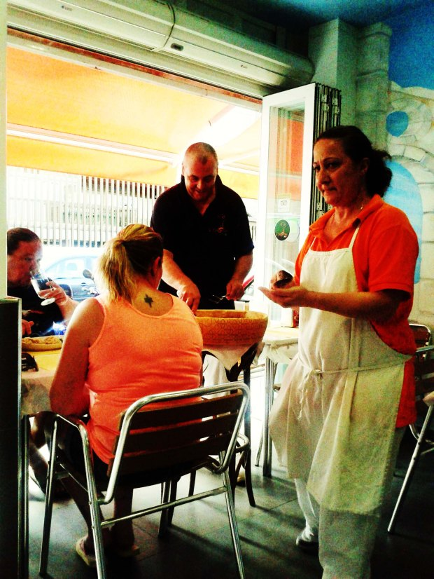 Tripadvisor Benidorm, Restaurante L´Originale.