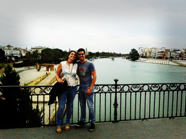 Puente de Triana. Sevilla.