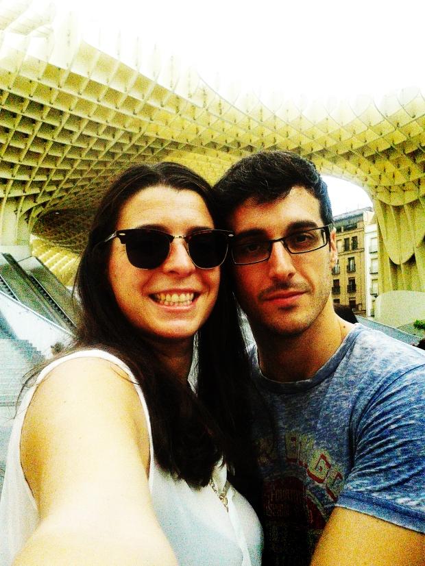 1.Setas de Sevilla
