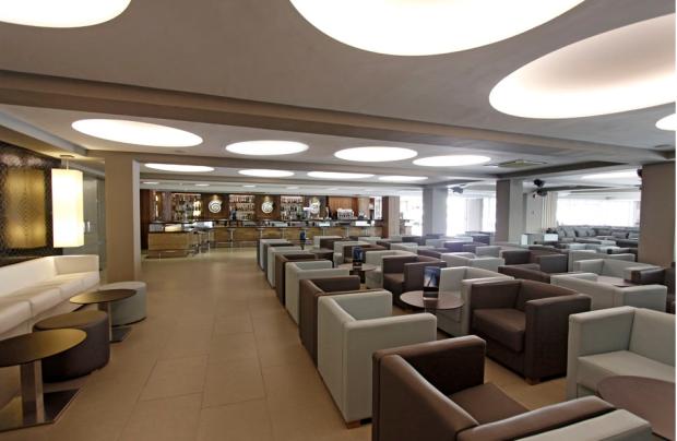 Cafetería del hotel Java, Mallorca