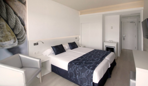 Habitación hotel Java Mallorca.