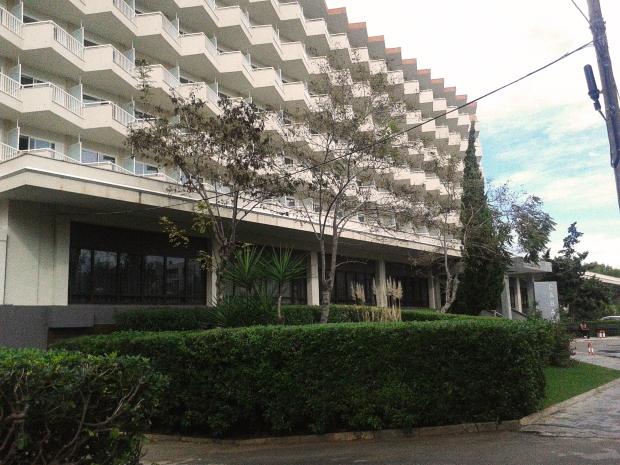 Fachada Hotel Caballero Mallorca