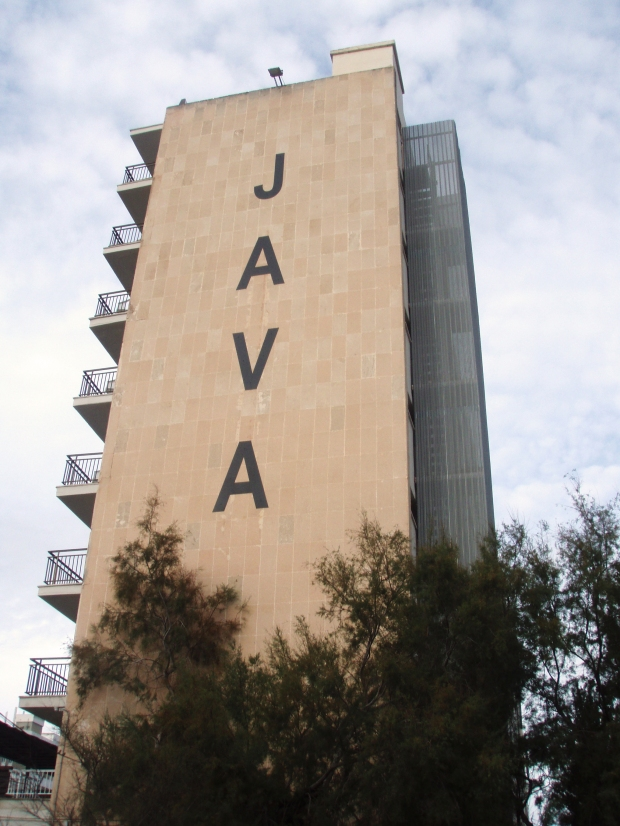 Fachada hotel Java Mallorca.