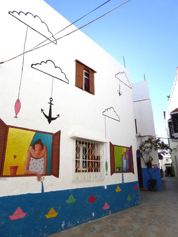 Viaje a Marruecos-Asilah.