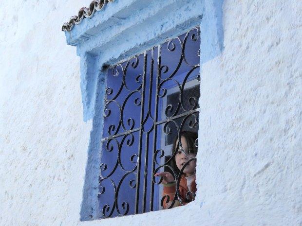 Viaje a Marruecos -Chefchaouen.