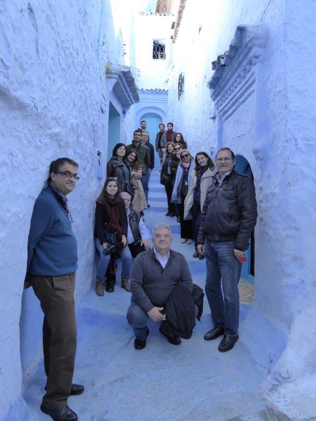 Viaje a Marruecos Chefchaouen.