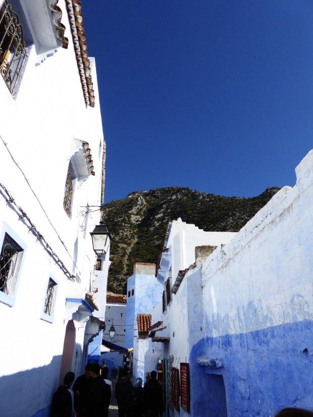 Viaje a Marruecos-Chefchaouen.