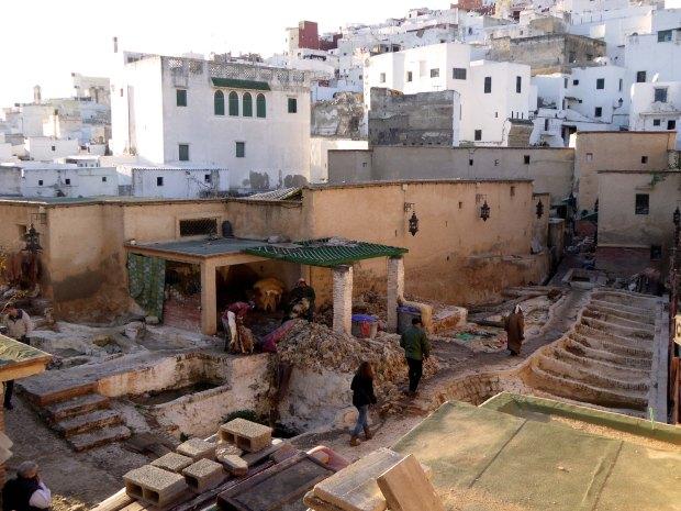 Viaje a Marruecos -Tetuán.