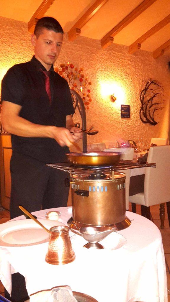 Nuevo Alcazar Restaurante en La Nucía.