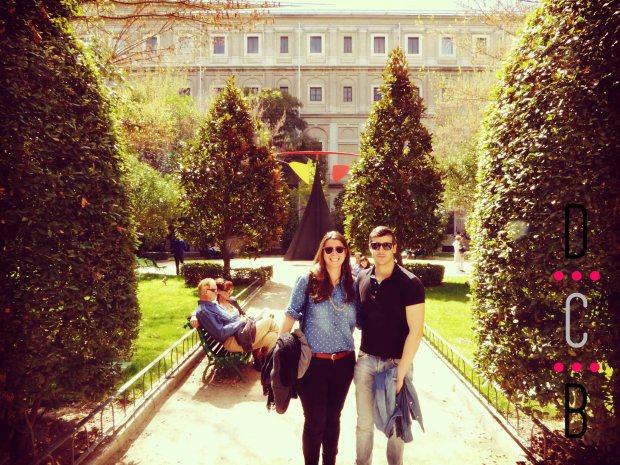 Fin de semana en Madrid, Reina Sofía.