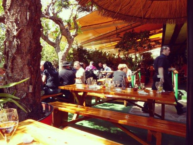 Restaurante Corral del Pollo en Benidorm.