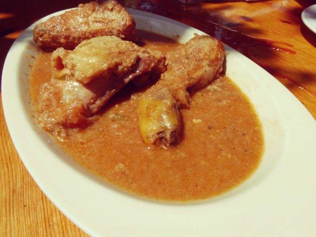 Restaurante corral del Pollo en Benidorm