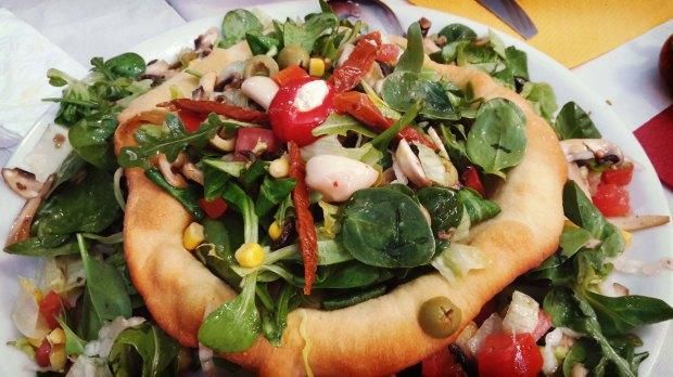 Restaurante pizzeria l´Originale, Benidorm.