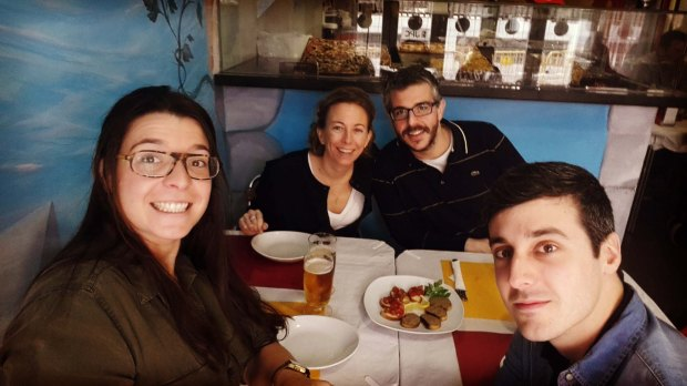 Restaurante pizzeria l´Originale , Benidorm.