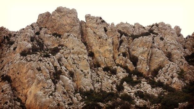 Senderismo en Benidorm, el Puig Campana.