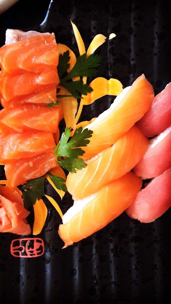 Restaurante japonés Yamato tepanyakki, el Albir.