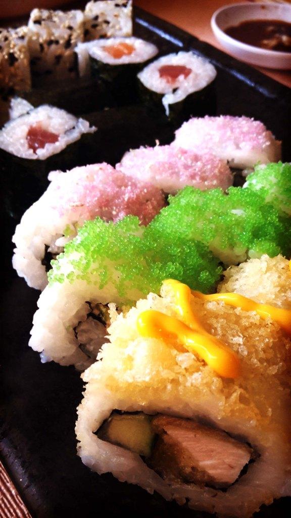 Restaurante japonés en el Albir, Yamato Teppanyaki.
