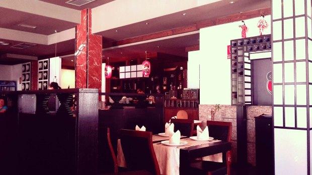 Restaurante japonés en el Albir