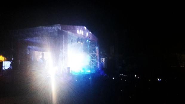 Low festival 2015 Benidorm, Foals.