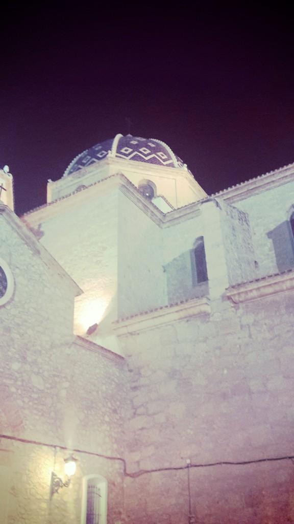 Turismo en el casco antiguo de Altea, Iglesia