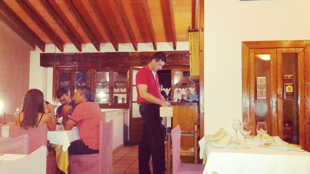 Turismo en Altea, restaurante Stromboli.