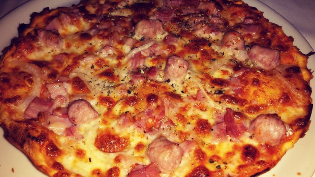 Turismo en Altea, pizzería Stromboli