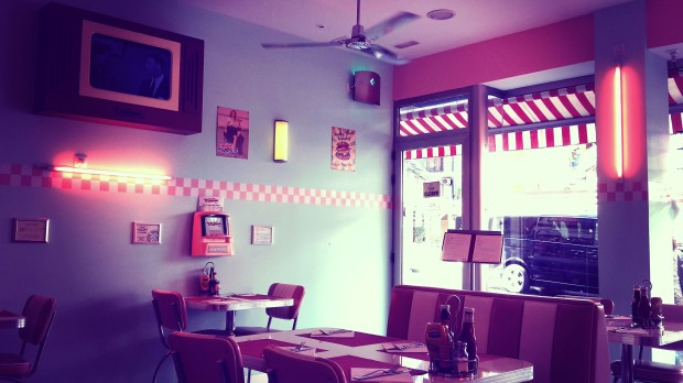 Restaurante Peggy Sue Benidorm.