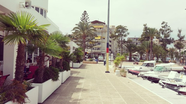 Restaurantes en Altea, Can tapetes del port.