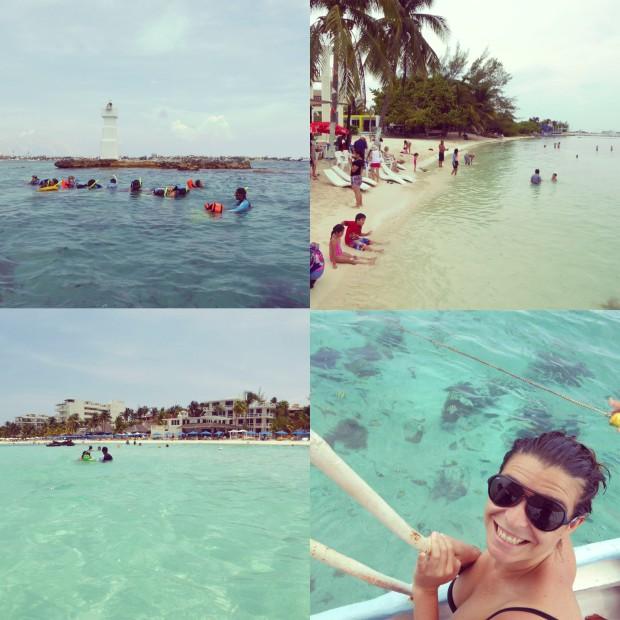 Riviera Maya (Isla mujeres).
