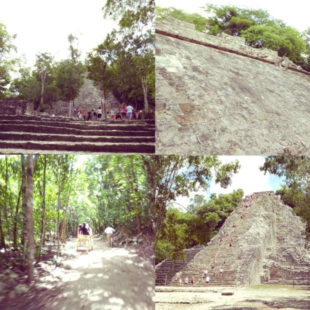 Riviera Maya (Cobá).