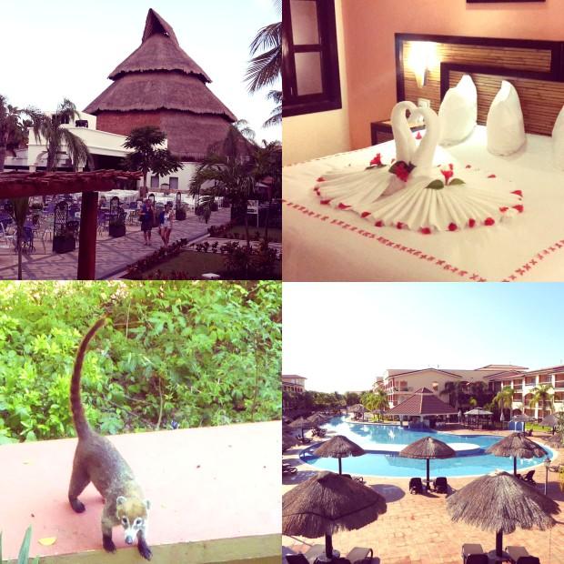 Riviera Maya, hotel Sandos Playacar.