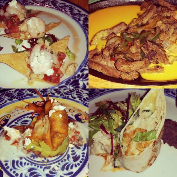 Riviera Maya, Hotel Sandos Playacar, restaurante mejicano.