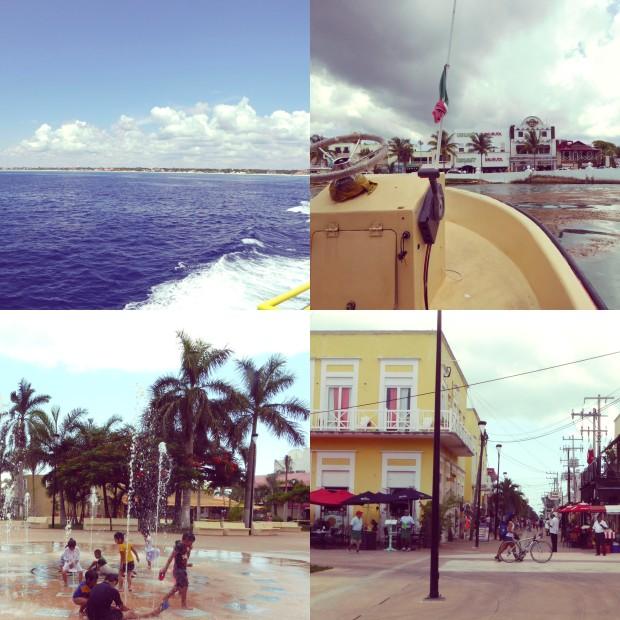 Riviera Maya (Cozumel).