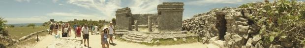 Riviera Maya y las ruinas arqueológicas de Tulum.
