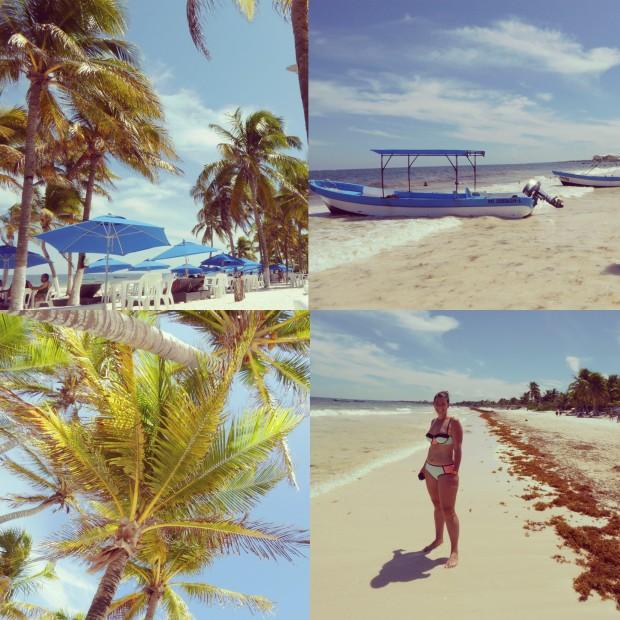 Riviera Maya, Tulum, playa del paraíso.