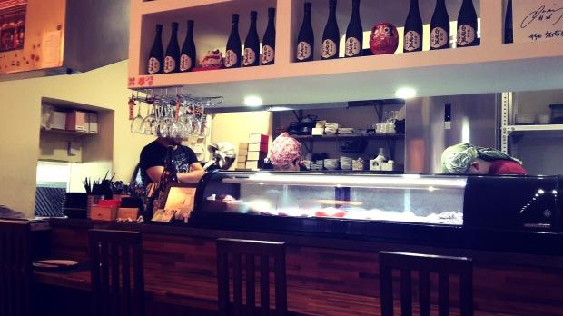 Restaurante japonés Alicante .