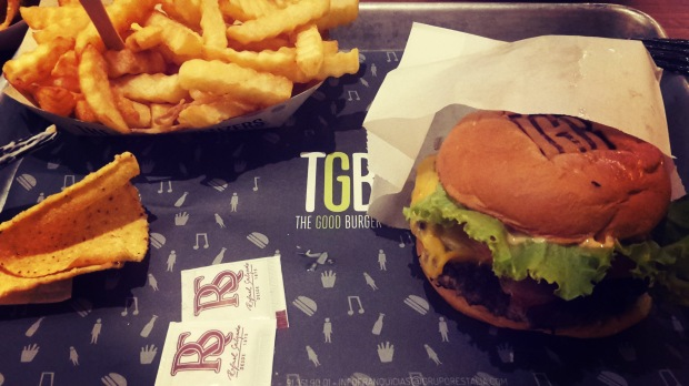TGB fast food in Benidorm