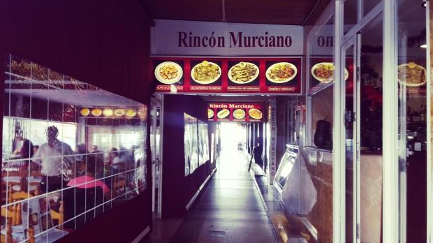 Rincón Murciano restaurante en Benidorm