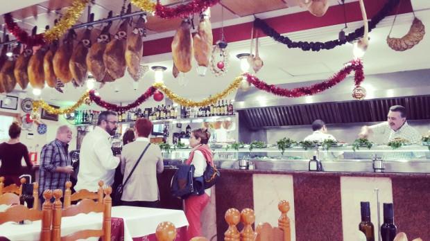 Rincón Murciano restaurante en Benidorm .
