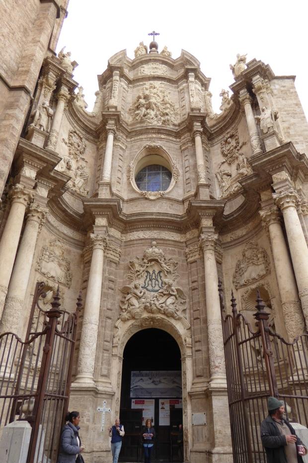 Valencia, Catedral.