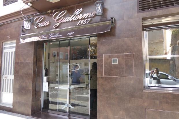 Valencia, Casa Guillermo