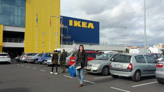 Valencia, Ikea.