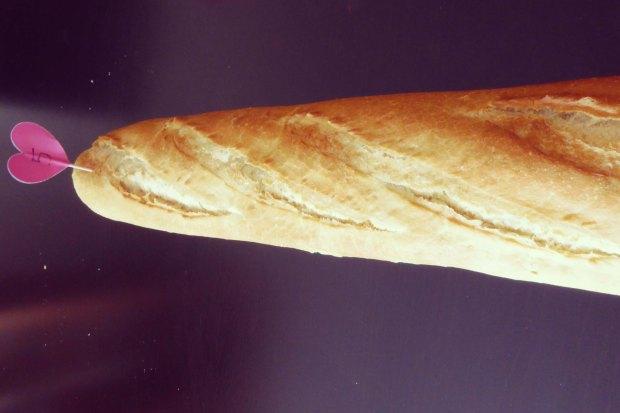Cata de pan Benidorm, barra de pan de la panadería Yago.