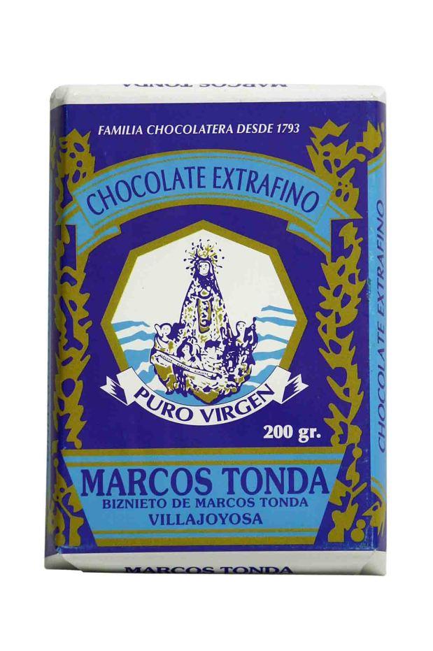 Chocolate Marcos Tonda